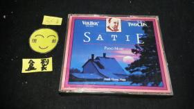Satie: COMPLETE Piano 美版2(拆) V148