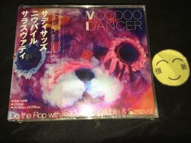 3CD MOODOO DANCER Sadie Sads,Nubile & Sarasvati 日未拆