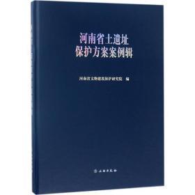 河南省土遗址保护方案案例辑