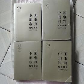 中国刑事审判指导案例4-7(增订第3版 刑事诉讼法)