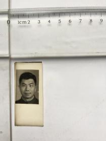 老照片3cm------肖像男