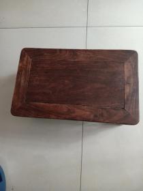 四腿凳,红木,老味十足,结实耐用,值得收藏
