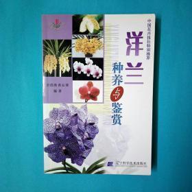 洋兰种养与鉴赏【兰花专题53】刘清涌教授写的洋兰书  46页彩页