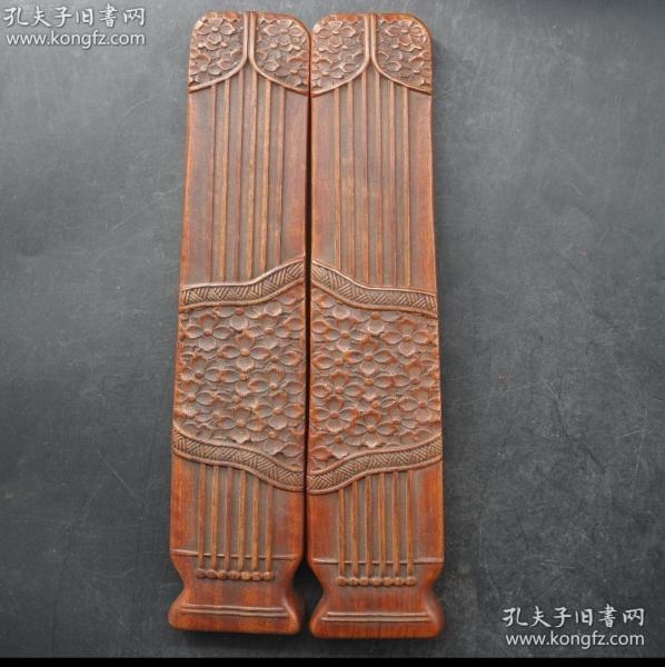 黄杨木镇纸