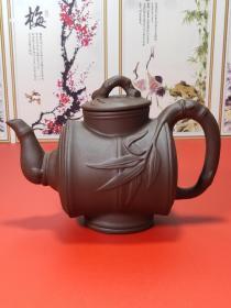 ❤宜兴紫砂壶q(kkawqs)(多平台同售,请先咨询情况,避免已售)鼓竹壶,大容量紫砂茶壶,鼓竹壶500毫升功夫茶壶,喜欢的朋友不要错过了。