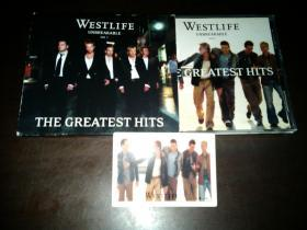 Westlife Unbreakable Vol.1 The Greatest Hits(日)拆
