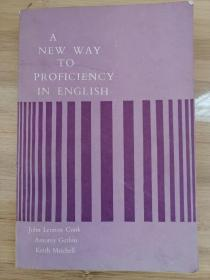 A NEW WAY TO PROFICIENCY IN ENGLISH