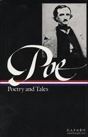 Edgar Allan Poe:Poetry and Tales (Library of America)