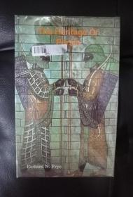 The Heritage Of Persia (bibliotheca Iranica, Reprint Series, No. 1)