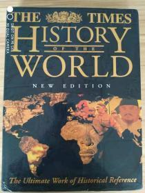 The Times Atlas Of World History - A New Edition