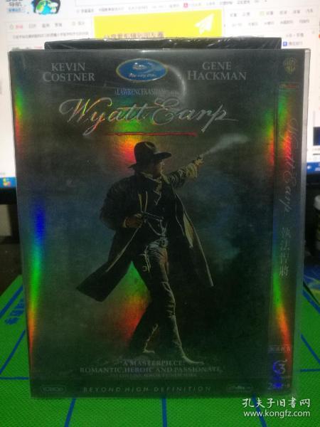 DVD  执法悍将 2碟装
