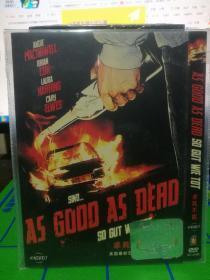 DVD  求死不能