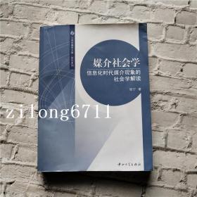 A4 媒介社会学信息化时代媒介现象的社会学解读 张宁 9787306037312