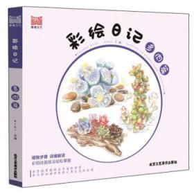 正版现货 彩绘日记 KIKI 北京工艺美术出版社 9787514015430 书籍 畅销书