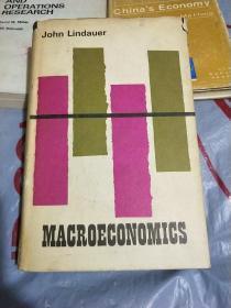MACROECONOMICS(宏观经济学)