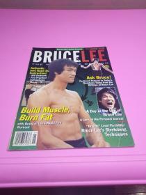 李小龙杂志(美国振藩截拳道官方杂志之二)BruceLee