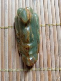 红山文化岫玉鹰