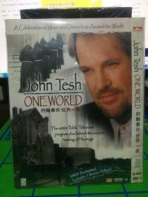 DVD  约翰泰许:世界一家