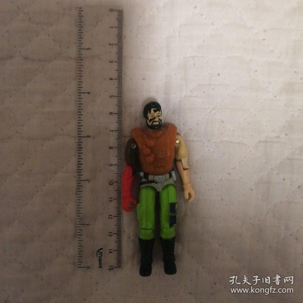 老塑料玩具 (4)
