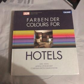 FARBEN DER COLOURS FOR HOTELS