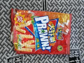 早期巧玲珑食品袋03年,香港独资