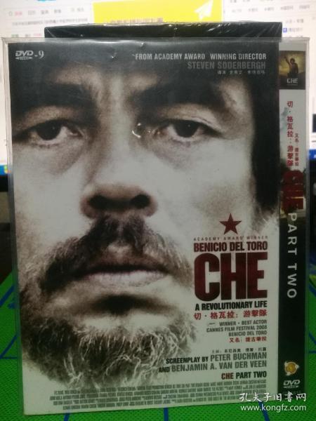 DVD  切格瓦拉:游击队