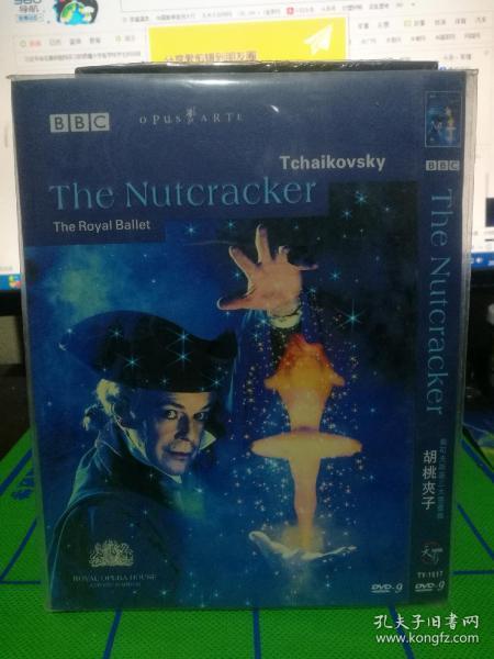 DVD  柴可夫斯基  胡桃夹子