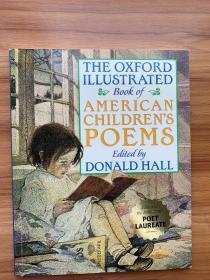 牛津出版社 插图版 美国儿童诗集 American Childrens Poems