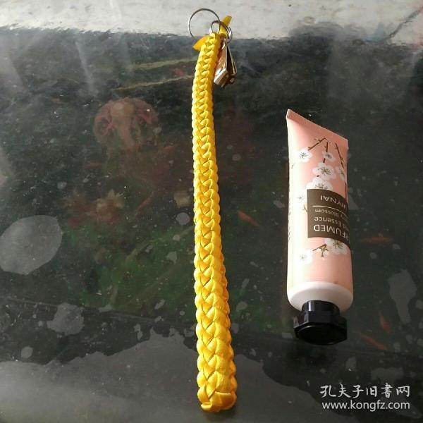 彩帶編織鑰匙鏈⑦指甲刀