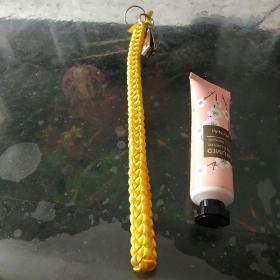 彩带编织钥匙链⑦指甲刀