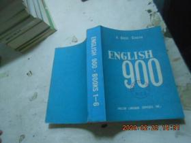 ENGLISH 900 .B00KS 1—6