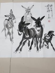 赵忠祥,字画…
