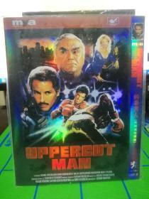 DVD  铁拳男人  获奖版