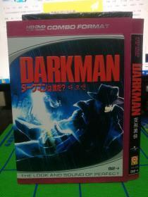 DVD  变形黑侠