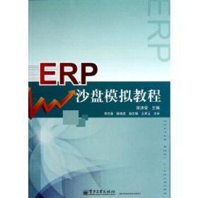 正版现货 ERP沙盘模拟教程 宋洪安  电子工业出版社 9787121187889 书籍 畅销书