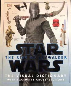 星球大战9天行者崛起视觉书Star Wars the Rise of Skywalker