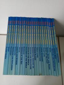 Disney childrens encyclopedia(24册合售)