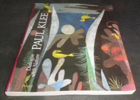 2手英文 Paul Klee: Dialogue with Nature 保罗克利画册 sdc79