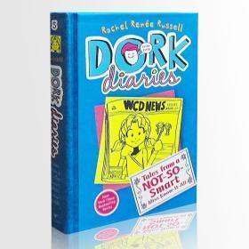 (DORK DIARIES) Tales from a NOT-SO-Smart 英文原版 图文本 大32开 全新