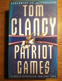 Patriot Games 爱国者游戏