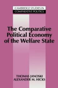 The Comparative Political Economy Of The Welfare State