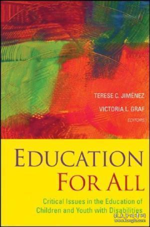 Education For All: Critical Issues In The Education Of Children And Youth With Disabilities