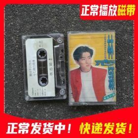 【老磁带音质好有歌词】林志颖 磁带 录音带卡带绝版随身听磁带林志颖专辑-十七岁的雨季(爱你不只今天 十七岁的雨季 等待的男孩 歌曲不是每个恋曲都有美好回忆 梦的主张老歌磁带