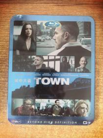 DVD 城中大盗 铁盒1碟装 正常播放
