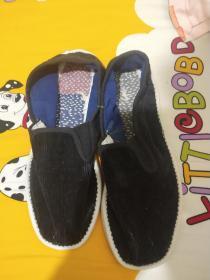 手工布鞋 千层底布鞋 布鞋