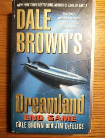 Dreamland: End Game 英文原版