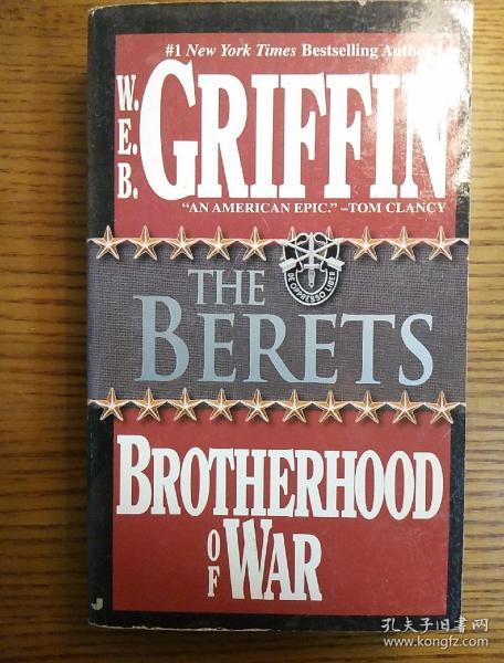 THE BERETS BROTHERHOOD OF WAR