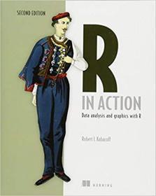 美国原版 R in Action: Data Analysis and Graphics with R 2nd Edition