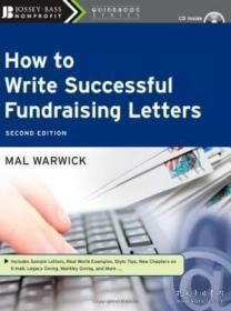How To Write Successful Fundraising Letters With Cd