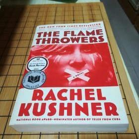 THE FLAME THROWERS